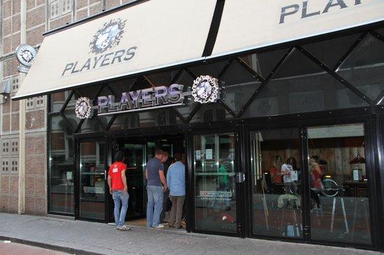 Players Sports & Nightlife Bar, Amsterdam - Centrum ...
