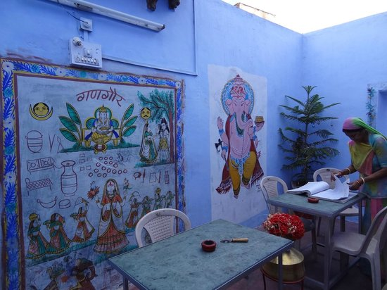 Hadee Rani Guesthouse: Hall