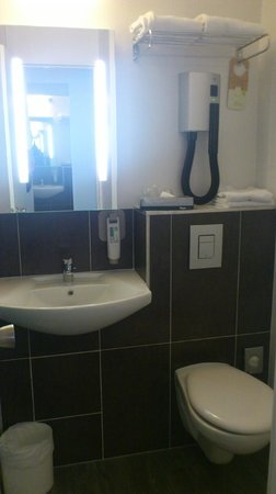 Ibis Styles Reims Centre Cathedrale: Chambre 409