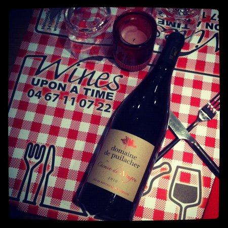 Wines upon a time : Domaine de Puilacher, Chemin de Nougou.