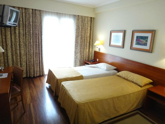 chambre hotel Camoes