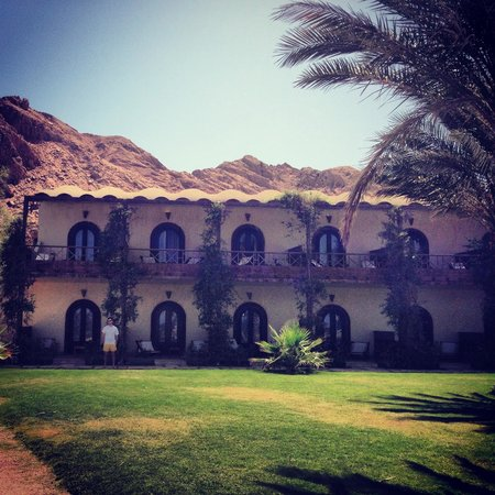 Dahab Paradise: The rooms