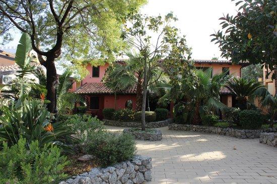 Hotel Villaggio Club Costa degli Dei: Аппартаменты