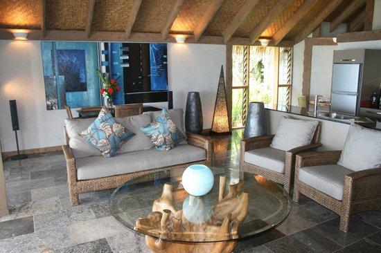 Aitutaki Escape : Maina Villa