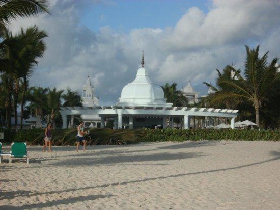Hotel Riu Palace Punta Cana: wicked beach