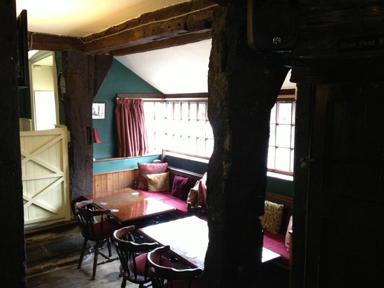 The Boar's Head Hotel : The Well