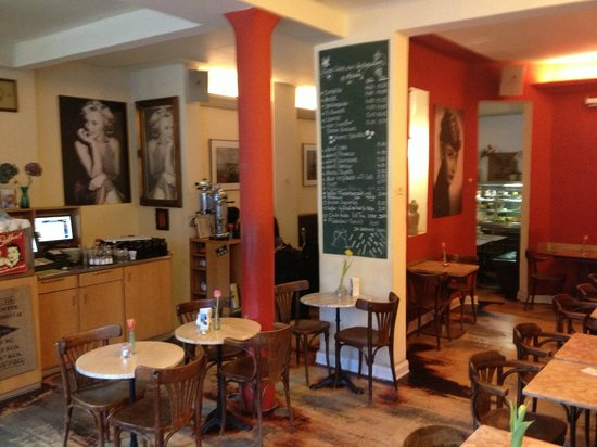 Hambourg rencontres café