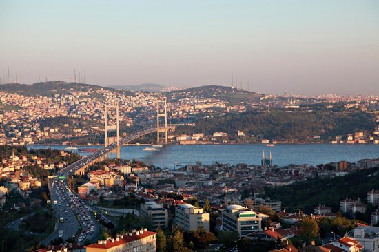 Mercure Istanbul City Bosphorus Hotel: BOSPHORUS