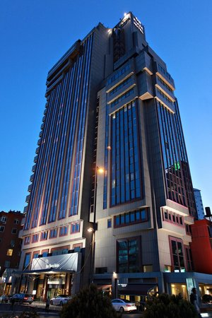 Mercure Istanbul City Bosphorus Hotel: HOTEL