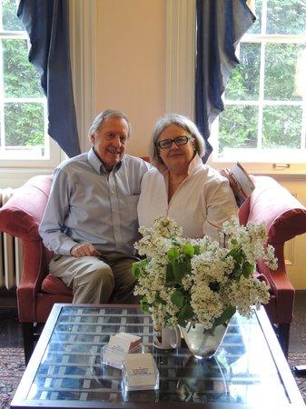 The Charleston House : Owners Dixie & Willa - wonferful folks!