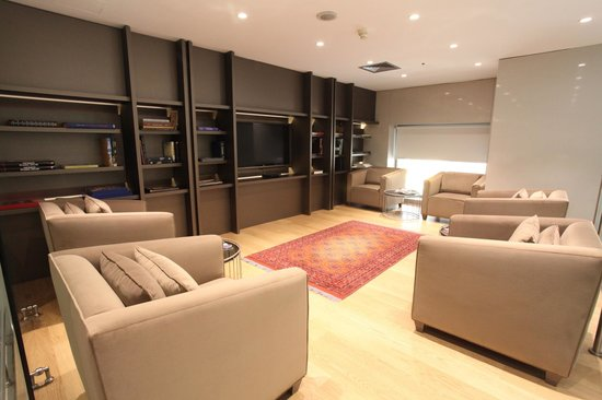 Mercure Istanbul City Bosphorus Hotel: BUSINESS CENTER