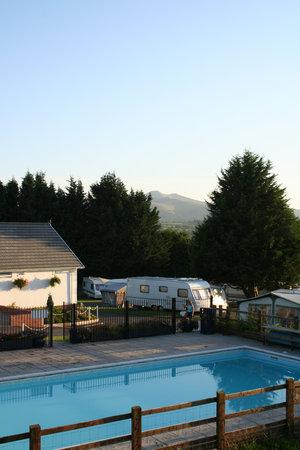 Bishop 39 S Meadow Camping And Caravan Park Brecon Campground Reviews Photos Price