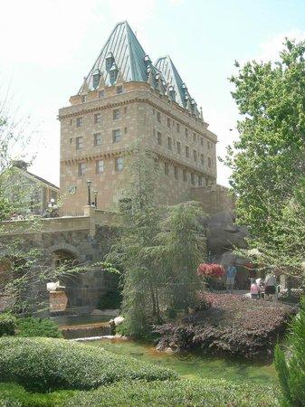 EPCOT : Pavillon du Canada