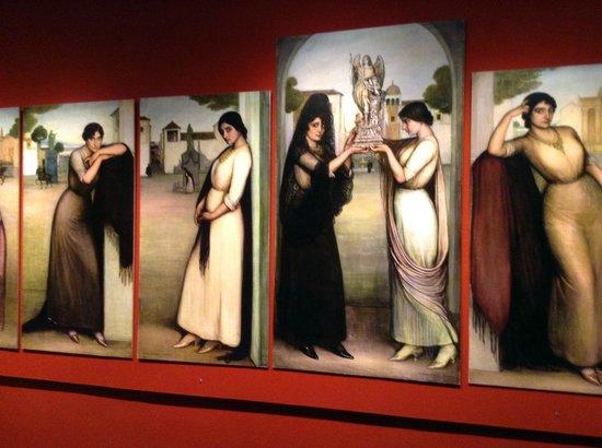 Museo de Julio Romero de Torres: Pintura