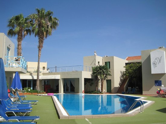 Piskopiano Village Apartments And Pool