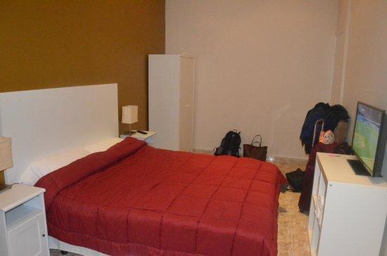 هوستال بارايزو: Bedroom