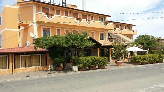 Hotel Il Corsaro: il corsaro hotel