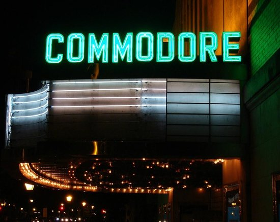 Portsmouth, VA: The Commodore Theatre.