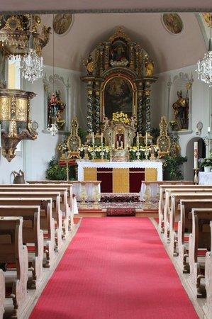Pfarrkirche Hl. Antonius in Niederthai