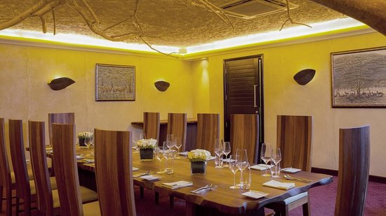 Ole Sereni: Eagles Private Dinning area