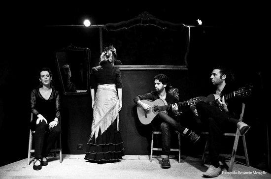 """CasaLa Teatro : """"Intimamente Flamenco """""""
