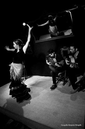 """CasaLa Teatro : """"Intimamente Flamenco"""""""