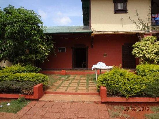 Shree Enclave Bungalow: front