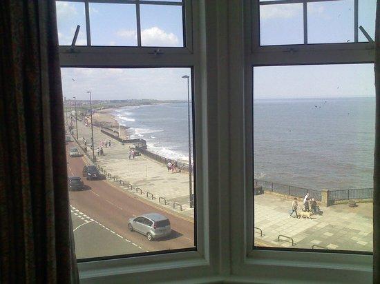 Rex Hotel: across the bay