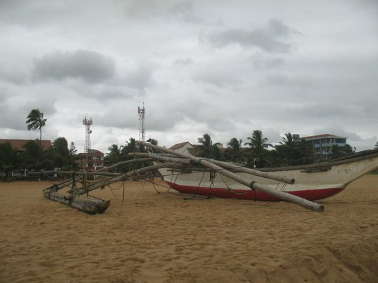 Jetwing Blue: Beach