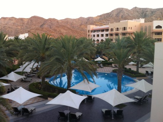 Shangri La Barr Al Jissah Resort & Spa-Al Bandar: Pool at Al Bandar