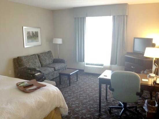 Hampton Inn & Suites by Hilton Barrie : room