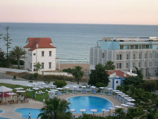 INATEL Albufeira: view from room