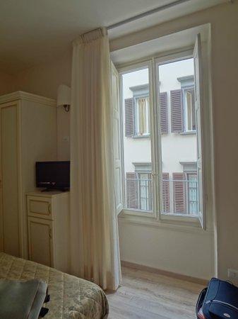 Hotel Armonia: La camera