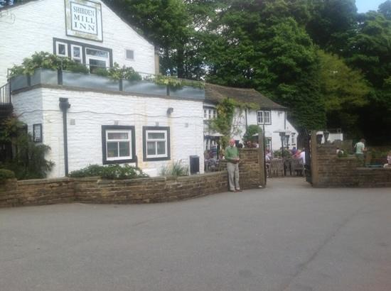 Shibden Mill Inn: Add a caption