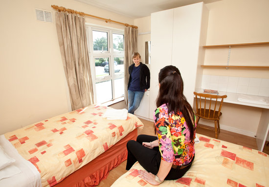 Courtbrack Accommodation: Twin room