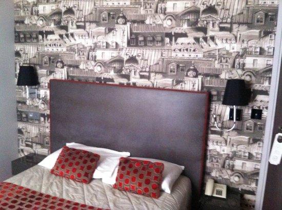 Hotel Harvey: Chambre 24