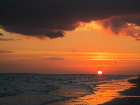 West Wind Inn: Sanibel sunset