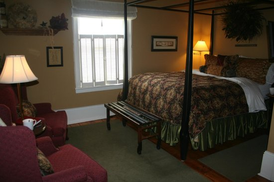 Historic Davy House B&B Inn: Room 1842