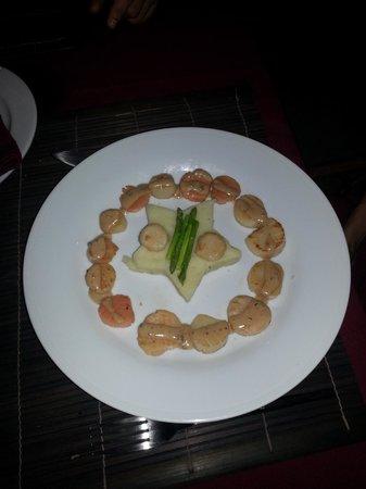 La Cuisine : Scallops