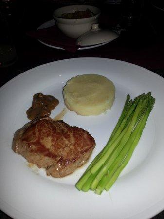 La Cuisine : Tasmanian Beef Fillet