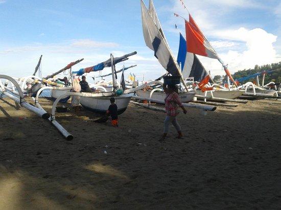 Senggigi Beach May 2013