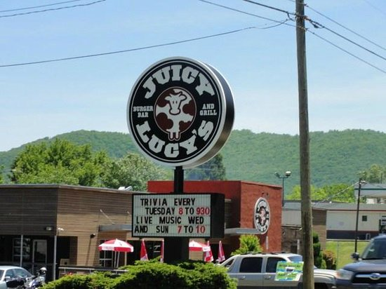 Juicy Lucy S Burger Bar Amp Grill Asheville Menu Prices