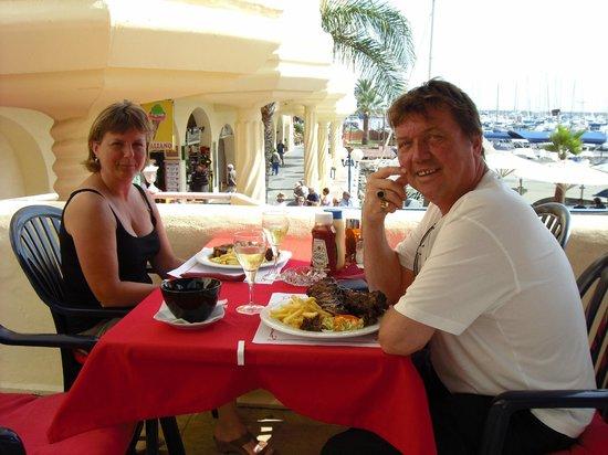 Hotel Ter Zuidhoek: owners eddy&angela