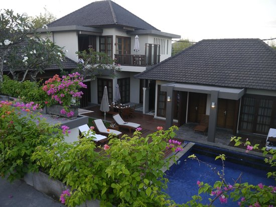 Akara Villas: View from the deck