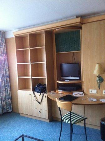 Suite Hotel Leipzig: Particolare