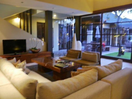 Akara Villas : Living room