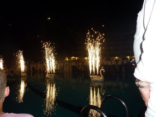 Club Med Palmiye: Soirée spéciale du vendredi