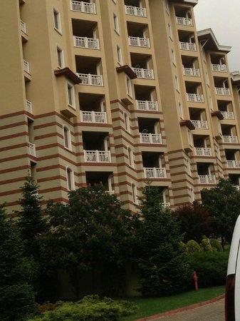 Guven Termal Kizilcahamam- Spa & Convention Center: Hotel Apartment