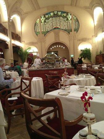 Belmond Grand Hotel Europe: Breakfast