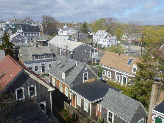Beaconlight Guesthouse: panorama dal terrazzo